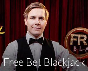 Spela Free Bet Blackjack på Maria Casino!