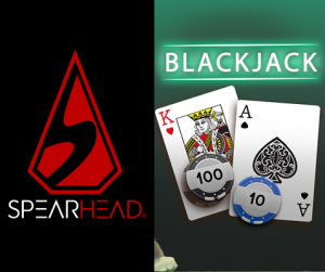 Nytt Blackjack spel från Spearhead Studios!
